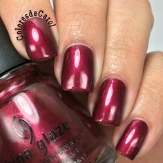 Colores de Carol: China Glaze - Twinkle Collection, Holiday 2014