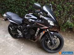 Yamaha FZ6 Fazer S2 Leo Vince Cans  Meta Alarm #yamaha #fz6s2 #forsale #unitedkingdom