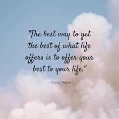 Only you get to decide how you can live your life. But I really hope you choose to live it the best way you can. Because that's what you deserve! 💗 #TGIF