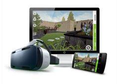 VR Gardens - An Innovative Garden Design Planner App Walkabout, Vr, App Design, Planners, Garden Design, Android, Home And Garden, Apps, Gardens