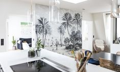 Cuisine Appartement Jessica et Hugo Mulliez Paris