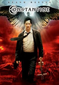 Constantine (2005) John Constantine (Keanu Reeves) is a private investigator who believes in things that go bump in the night -- an unconventional quirk that makes him somewhat of an eccentric personality in a world ruled largely by logic. When a female cop (Rachel Weisz) seeks his counsel after her twin sister dies in what first appears to be a suicide, she wants definitive proof of the cause of death. But the answers might only come with blind faith.