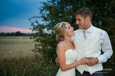 Sunset at Vaulty Manor, Essex, reportage - documentary-style photography by Jayne Heather - Wedding Photojournalism