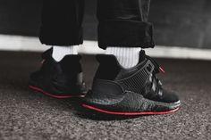 best website 511ee 2eb0e adidas EQT Support 9317 Red Carpet Pack Black