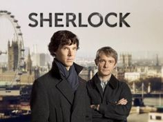 Sherlock. My best friend got me into this amazing series.