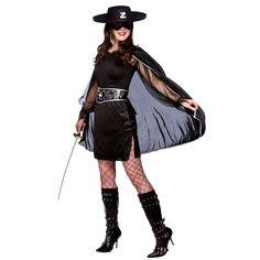 female zorro costume ideas - Google Search