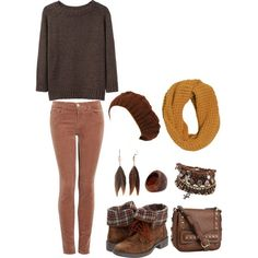Early Fall Outfit Trends: 15 Fashionable Polyvore Outfits for Fall 2014 | Pretty Designs
