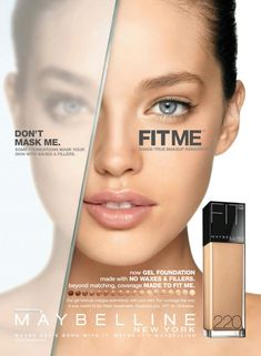 makeup ads 2 | Jewelry, Watches, Purses | Pinterest | Makeup ads