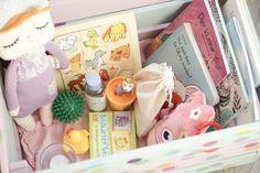 Ruhe und Entspannung für Kinder Gute Nacht Box