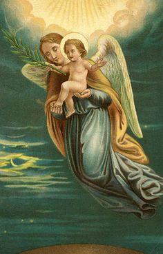 angel art, guardian angel