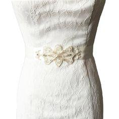 Azaleas Women's Beaded Bridal Sash Belts Wedding Belt Sashes for Wedding (Antique Violet) at Amazon Women's Clothing store: