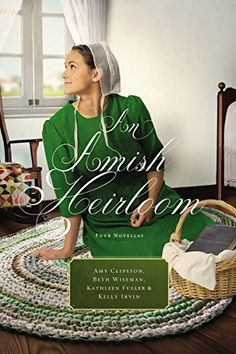 Meet Kelly Irvin, one of the authors in the An Amish Heirloom novella collection, discover what inspired her story, and enter to win a paperback copy of the collection! #ChristianFiction #Amish #giveaway