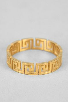 Mister Greek Cutout Ring