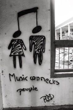 Musics there when words aren't, that is very important you know that my friend!