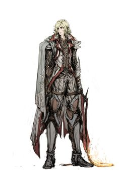 Drollers - The Belmont family from Castlevania