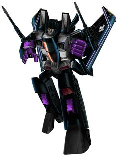 Masterpiece Skywarp - Takara Version by Paul Heal a.k.a. Draconis130