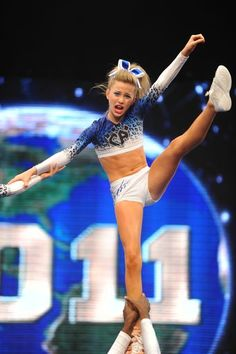 Peyton Mabry Cheer Athletics-another one of my inspirations (:
