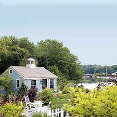 The Cottages at Cabot Cove, Kennebunkport, Maine - Best Seaside Cottage Rentals - Coastal Living