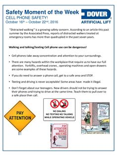 Alberta Oil Tool's Moment of the Week Safety Talk Topics, Safety Moment Topics, Workplace Safety Topics, Safety Tips, Fire Safety Poster, Health And Safety Poster, Safety Posters, Safety Slogans, Safety Meeting