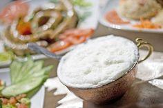 The Turkish Yogurt Drink of Ayran