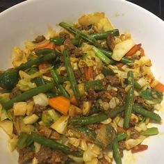 It's been too long since I posted about #Food!  #Athensrealestateman AKA #AthensHomeChef #Stirfry I love #Veggies #Nofilter #RealFoodie