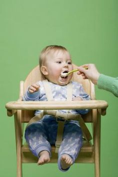 Diet for a 7-Month-Old Baby