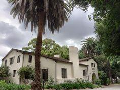 Historical Garner House in Claremont, Ca. Photo taken by Vom Fass, Claremont.