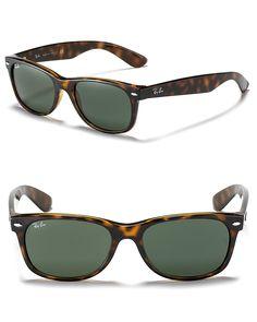 8e87376cbb4 Ray-Ban Unisex New Wayfarer Sunglasses