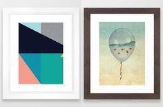 Framed Art Prints from Society6
