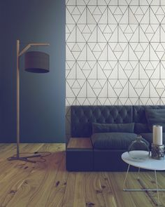 Living room, Edge Collection, Monte