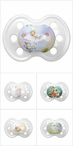 Baptism pacifier