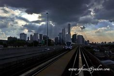 Putra LRT Seattle Skyline, New York Skyline, Travel, Viajes, Destinations, Traveling, Trips
