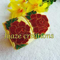 Silk Thread Bangles Design, Silk Bangles, Bridal Bangles, Thread Jewellery, Paper Jewelry, Street Style Store, Jewelry Patterns, Jewelry Ideas, Thread Art