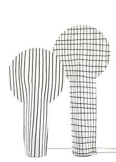 Lamps by Rene Barba for Ligne Roset