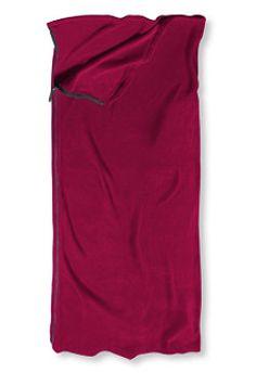 #LLBean: Cabin Fleece Sleeping Bag
