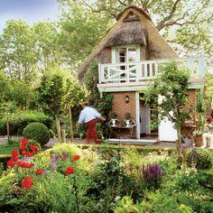 fairy German cottage