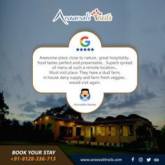 Araavali Trails is one of the best resorts in palanpur and one of the most popular resort near Ambaji. And it is one of the best adventure resort in Palanpur having horse ride, eco jungle walk and many more things. Adventure Resort, Great Hotel, Best Resorts, Closer To Nature, Hospitality, Remote, Fans, Pilot