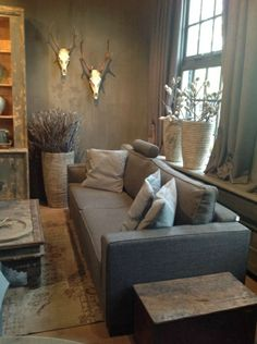betonoptik #wohnzimmer #sonne #design #interior #wand | betonoptik, Wohnzimmer dekoo
