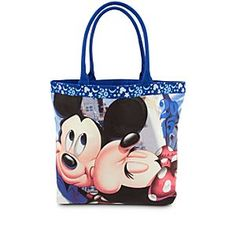 Disney Find - Mickey and Minnie Mouse Tote