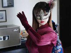 Carnival, Halloween Face Makeup, Daughter, Actresses, Chara, Asia, Velvet, Angel, Japanese