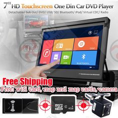 Have you seen this product? Check it out! '7'HD Touch Screen Car DVD player GPS Navigator  1din  automotivo  Single spindle Vehicle navigation integrated machine machine - US $179.00 http://carelectroshop.com/products/7hd-touch-screen-car-dvd-player-gps-navigator-1din-automotivo-single-spindle-vehicle-navigation-integrated-machine-machine/