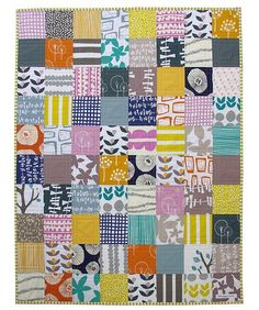 Red Pepper Quilts: Sunday Stash #182 - Glimma by Lotta Jansdotter
