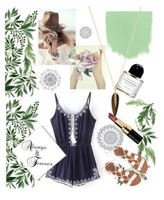"""spring"" by velenlymarques on Polyvore featuring WallPops, Spell & the Gypsy Collective, Bobbi Brown Cosmetics, Billabong and Vince Camuto"