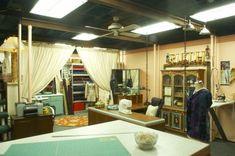Ruth Ciemnoczolowski's Sewing Room - Threads Magazine article http://www.threadsmagazine.com/item/39131/ruth-ciemnoczolowskis-sewing-room/page/all