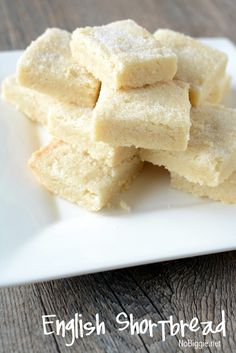 English Shortbread recipe | NoBiggie.net