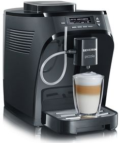 Severin Piccola fully automatic coffee machine