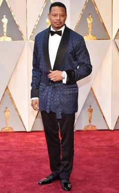 Terrence Howard attends the 89th Annual Academy Awards at Hollywood & Highland Center on February 26, 2017 in Hollywood, California