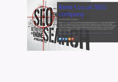 Rank-1.co.uk SEO company's page on about.me – http://about.me/rank1seo