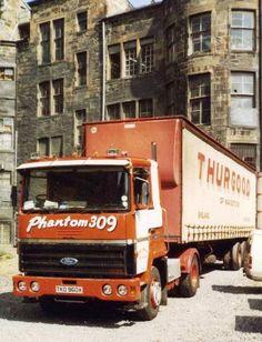 Old Lorries, Ford, Vintage Trucks, Classic Trucks, Semi Trucks, Cool Trucks, Trailers, Old School, Transportation