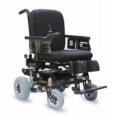 Ostrich Tetra T15 is the most cost-effective and attractive powered wheelchair with revolutionary Split Frame Chassis (SFC).
